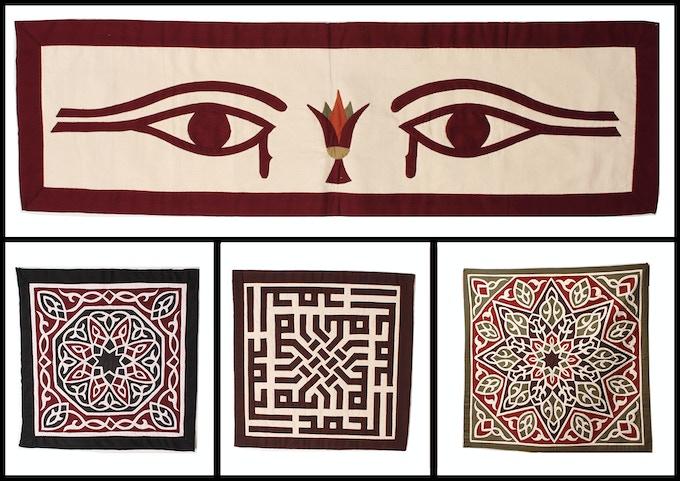 Medium Tapestry Hand Made by Hany