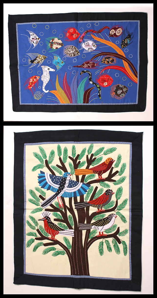 Super Detailed Hand Made Tapestry by Hany