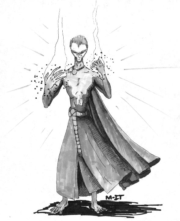 The Chezbah Priest
