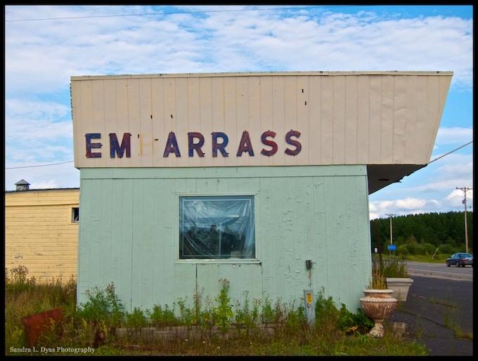 Embarass, Minnesota