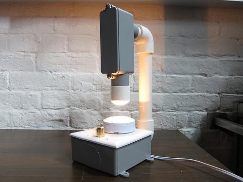 """Countertop"" spectrometer prototype"