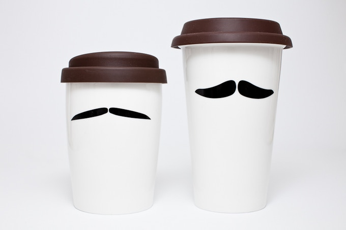More designs are in the pipeline and I'd love for Mo Mug to do to the coffee cup what the reusable canvas shopping bag did to its plastic cousin.