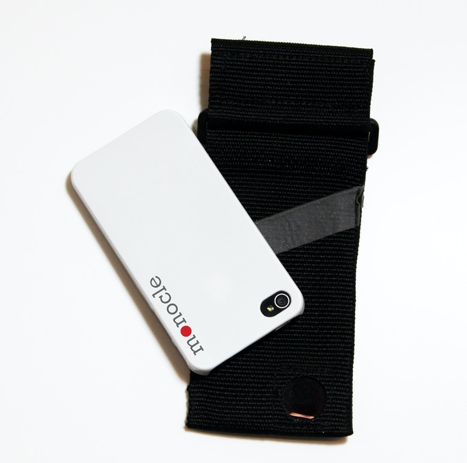 Monocle with Slim Case