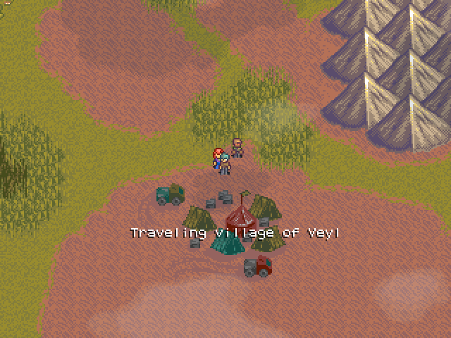 Explore the travelling village of Veyl!