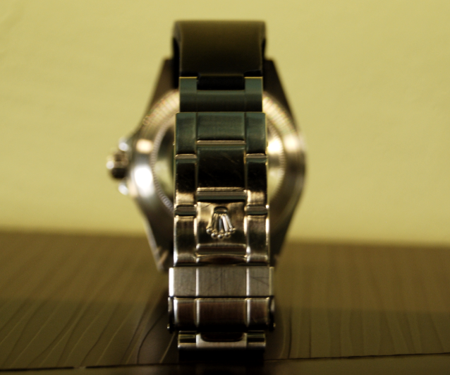 Perfect Rolex Clasp Integration