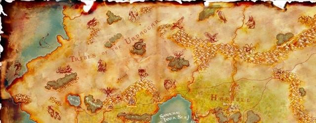 The Lands of the Urdaggar!