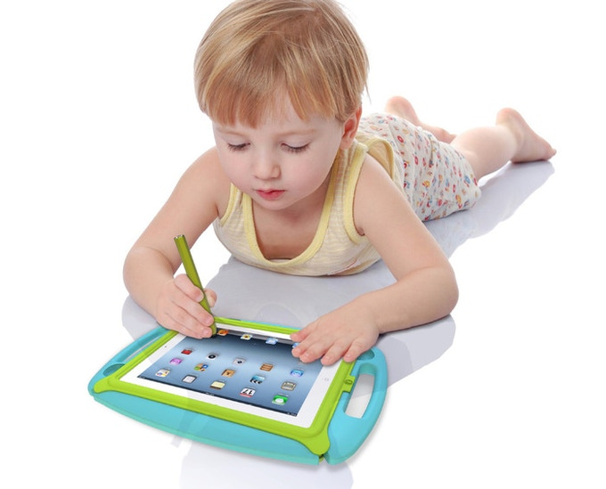 the my:kidpad is shown with stylus (currently not available, we are working on it).