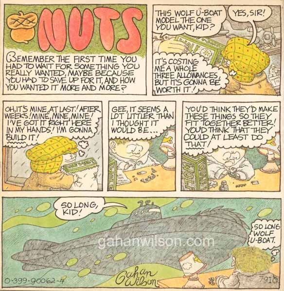 NUTS from The National Lampoon