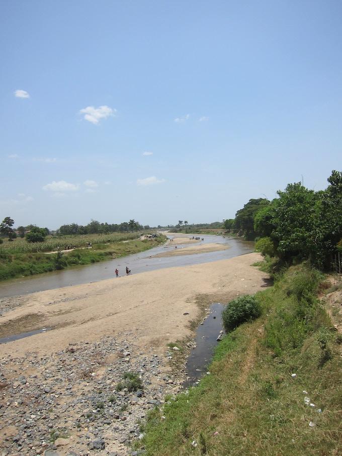 Rio Massacre on the border of Dominican Republic & Haiti