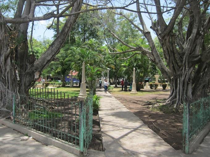 Parque Central, Dajabon