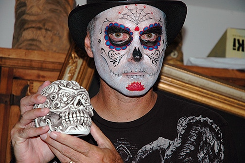 b6724752a Sugar Skull Temporary Tattoos for Halloween /Day of the Dead by ...