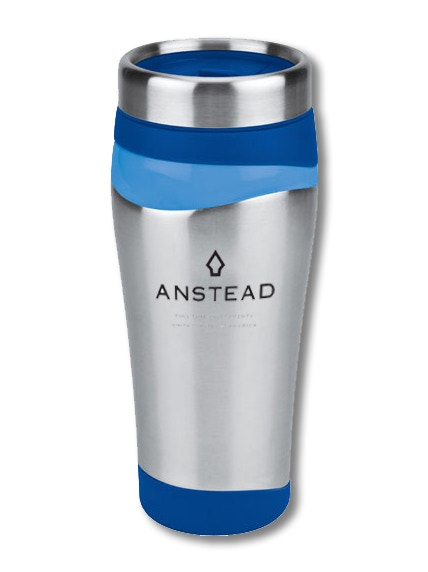 Stainless Steel Tumbler featuring the Anstead logo
