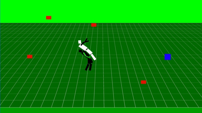 Real-Time Physics Engine Alpha