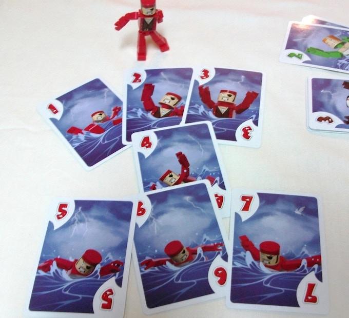 Each card has a unique image!