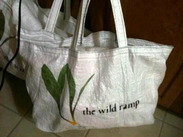 Ramp Up The Wild Ramp A Local Food Market By The Wild