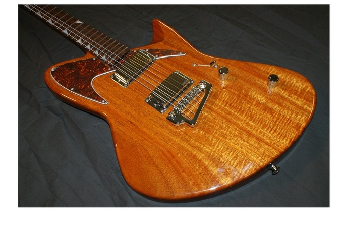 JBD-800 Mahogany