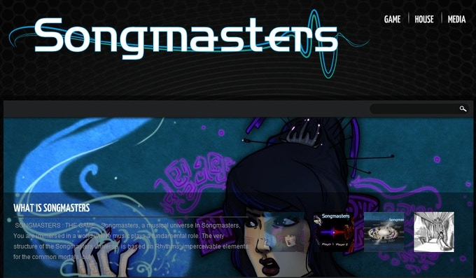 """We invite you to visit our website and discover the world of Songmasters """"The Music Wars"""" here : www.songmastersapp.com or http://www.armogaste.com/"""