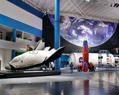 Johnson Space Centre