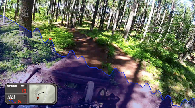 Merge the data from your epic sesh into your POV camera for epic videos!