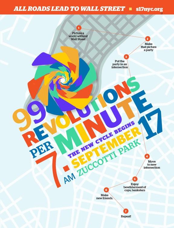 99 Revolutions Per Minute: S17. Designed by RISD alum Zak Greene.