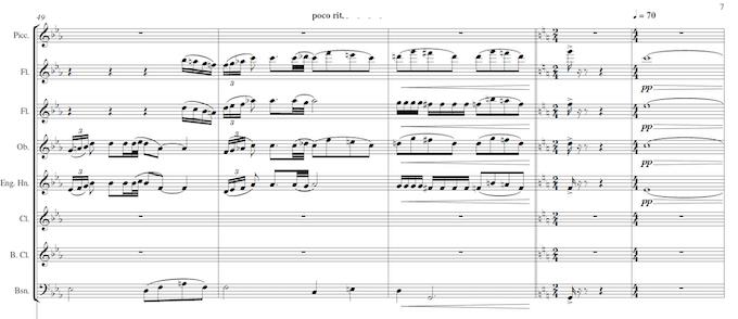 (Score Excerpt)