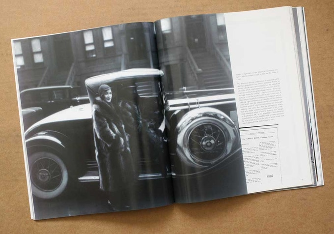 Our magazine is about the souls transported by the machines, not just the machines.