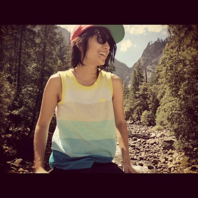 Pamela Lama - Producer/editor