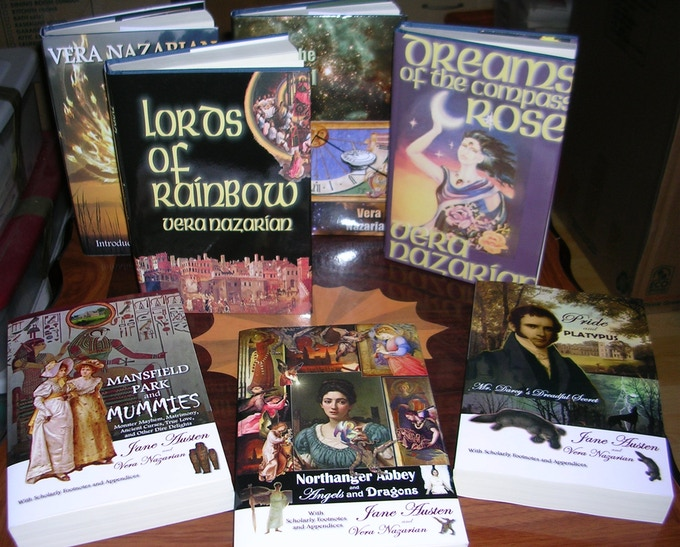 Books! Books! Books! Current and Rare First Editions! Only SOME of the titles shown!