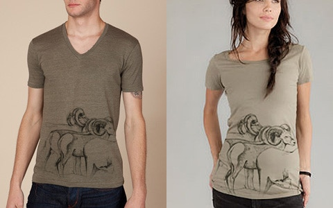 LIMITED EDITION HAND PRINTED TSHIRT by RISE ABOVE in Oakland, CA