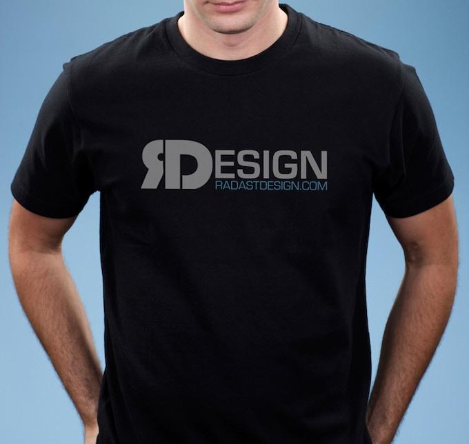 The Official Radast Design T-shirt!