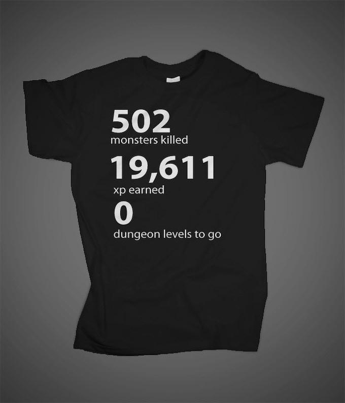 Stretch Goal #1 Design -Kickstarter Dungeon