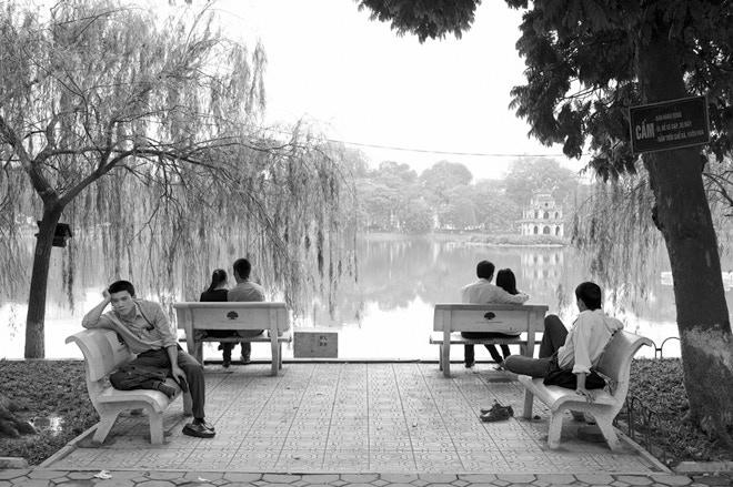 Hanoi, Vietnam, 2010. From UNPOSED.