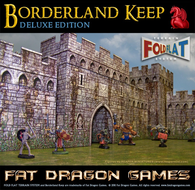 3d Home Design Deluxe 6 Free Download: BORDERLAND KEEP: Deluxe Edition By Tom Tullis