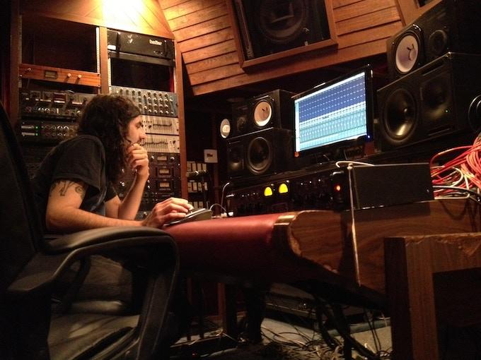 4th Street Recording Studios.