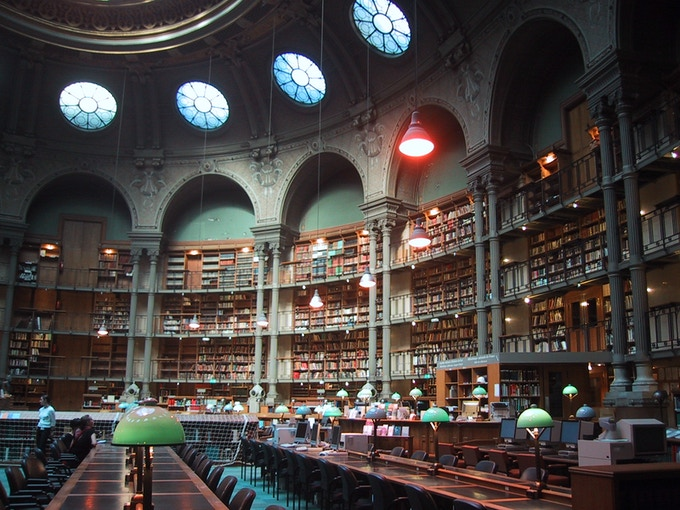 Le Bibliothèque Nationale de France