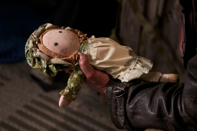 Emily's Own Doll, As Seen On The Screen!