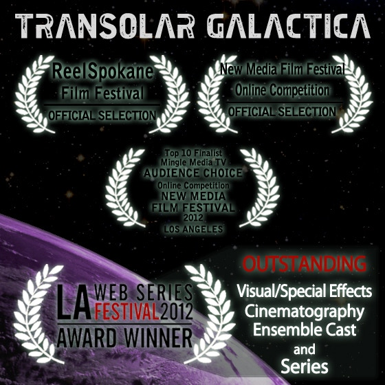 Some of the recognition Transolar has received in film festivals.