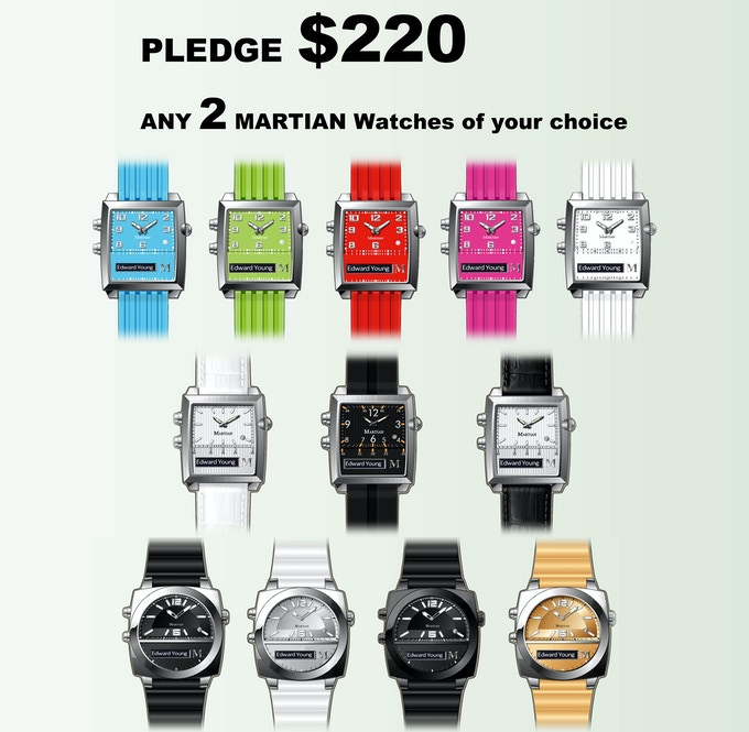 1eee51d44c3 MARTIAN – Voice Command Watches for iPhone   Android by Martian ...