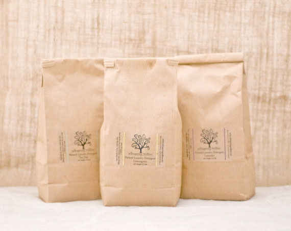 Pack of 3 Eco-Laundry Detergent from Lillington Based Whispering Willow