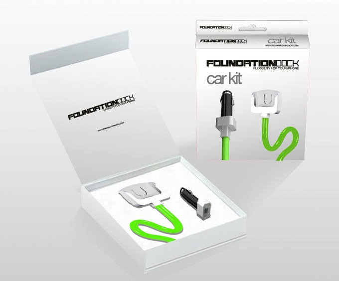 Foundation Dock retail packaging concepts