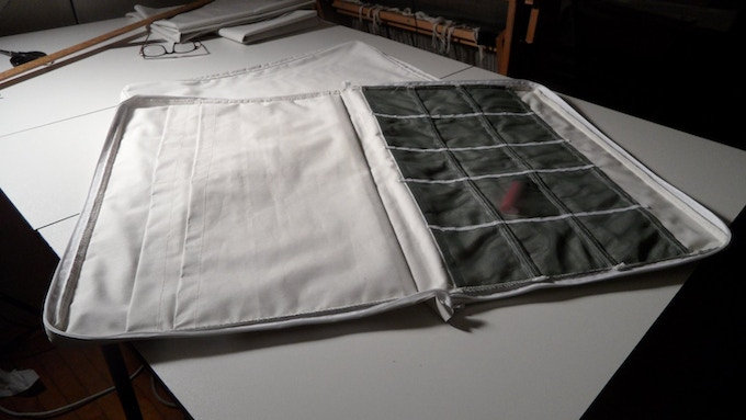 Great Chamber (Fabric) Prototype