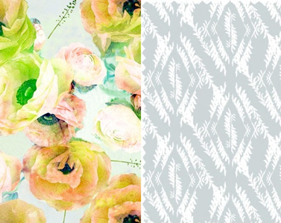 2 Yards of Fabric Designed by Raleigh Designer Michelle Smith