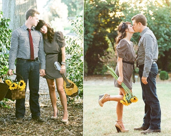 Styled Photo Shoot by Photographer Cade Bowman & Michelle Smith
