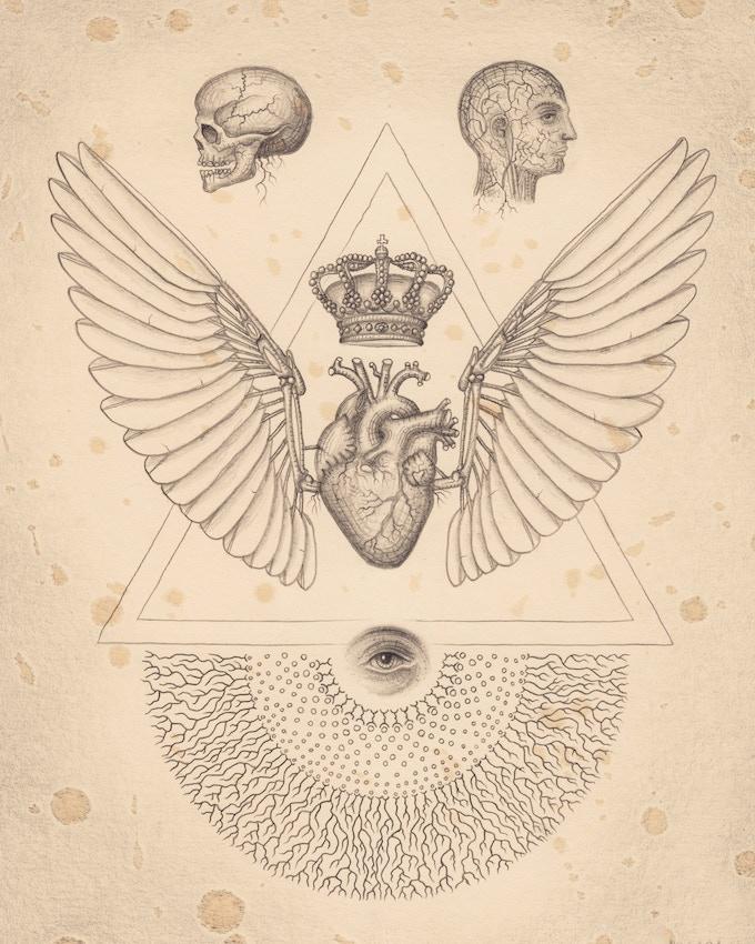 Allegory of Consciousness