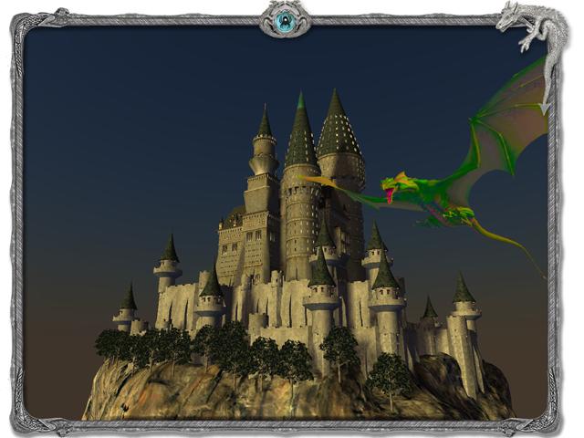 Screenshot of Castle in CoS