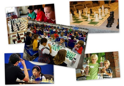 I love scholastic chess club activity and tournaments.  More parents should be aware of chess opportunities for their kids.  I'm convinced that chess education has positive effects on cognitive development.  It also encourages ethical sportsmanship!