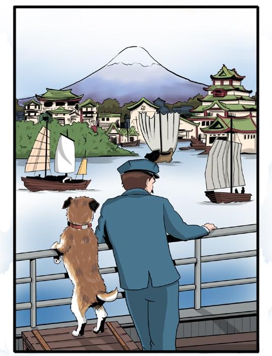 Secret Around-the-World Adventures of Owney the Postal Dog