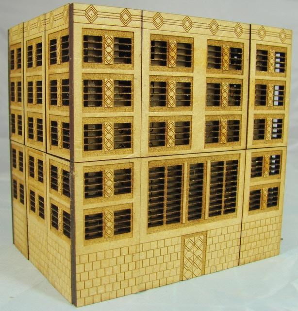 10mm Art Deco Design