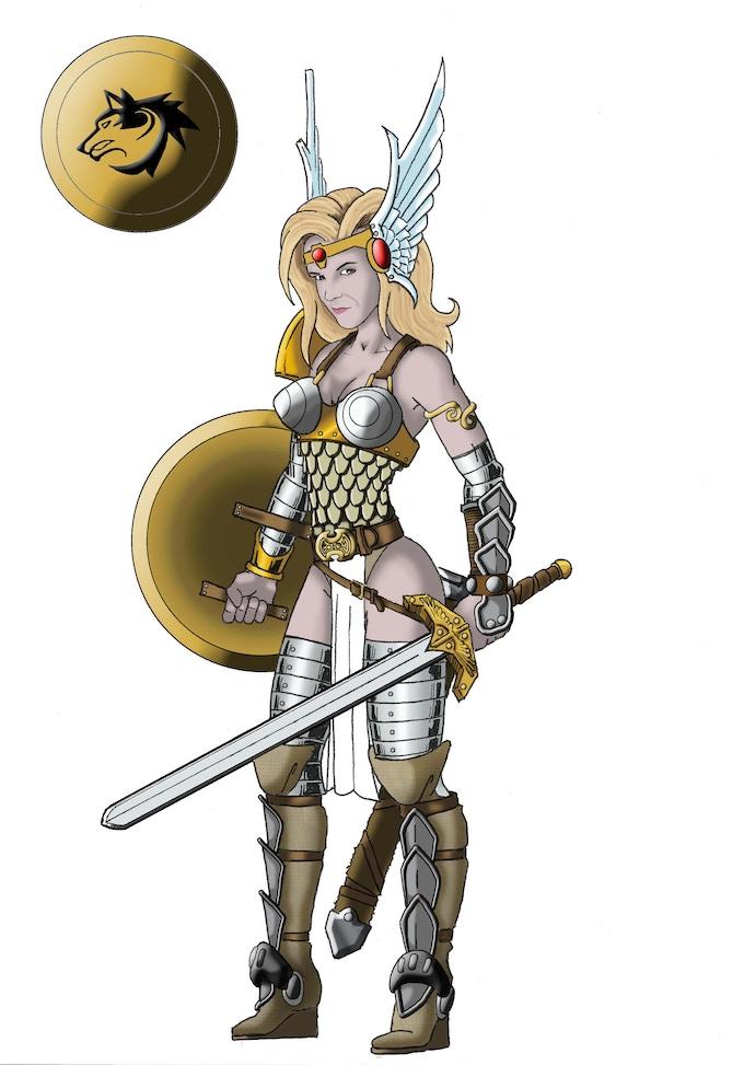 Brynhild the Valkyrie