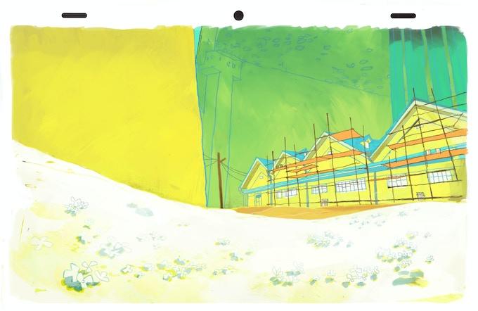 © 2012 Masaaki Yuasa, Production I.G